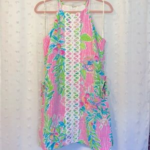 Lilly Pulitzer pearl romper
